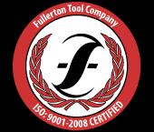 Fullerton Tool Company ISO certificate logo